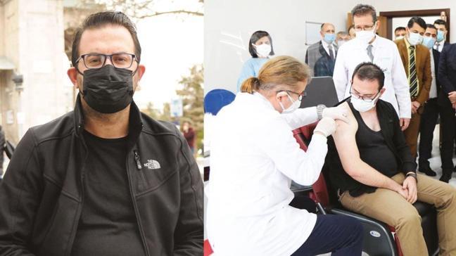 Yerli aşı gönüllüsü anlattı! 'Yan etki ve sağlık sorunu yaşamadım'