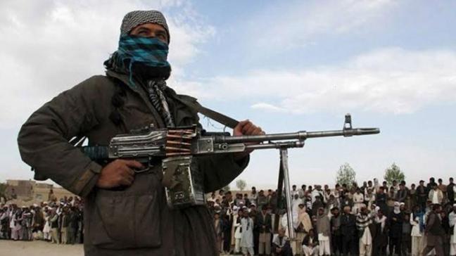Afganistan'da 4 sivil Taliban militanlarının saldırısında öldürüldü