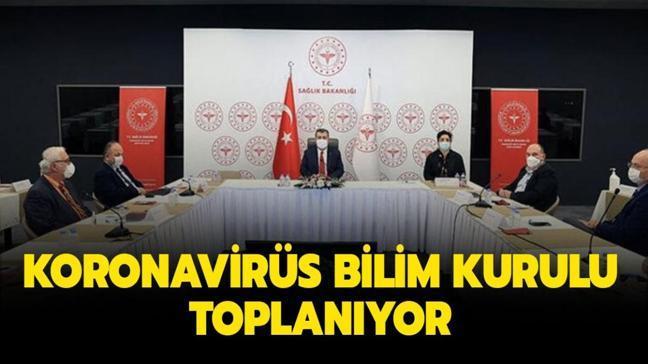 """Sağlık Bakanı Fahrettin Koca ne zaman açıklama yapacak"""" Bilim Kurulu toplantısı ne zaman bitecek"""""""