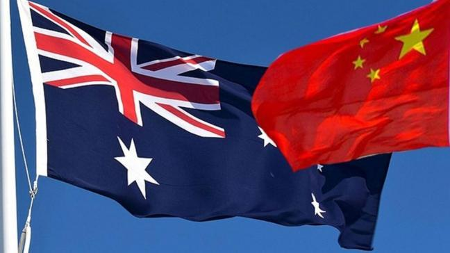Çin'den anlaşmayı iptal eden Avustralya'ya tepki