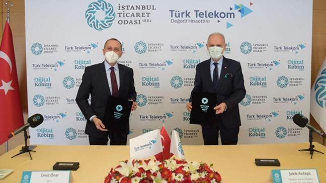 KOBİ'ler Türk Telekom'la dijitalleşecek