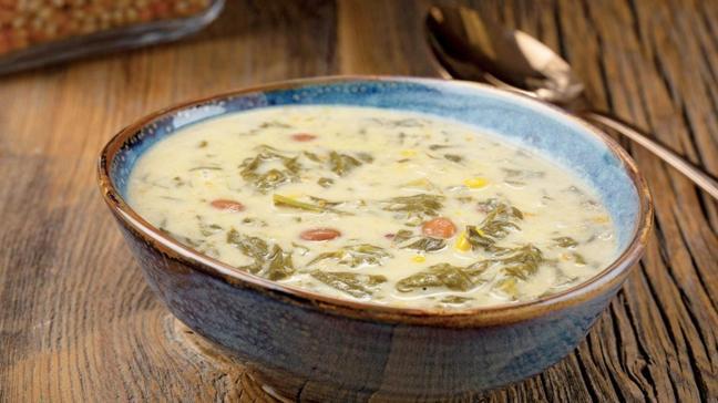 """Kremalı tahıllı pazı çorbası tarifi ve malzemeleri! Kremalı tahıllı pazı çorbası nasıl yapılır"""""""