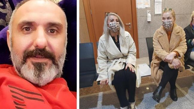 Nazlı Hamarat ve eski sevgilisi Gaffar Aydın mahkemelik oldu! Nurseli İdiz tanık olarak dinlendi