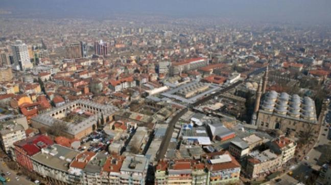 Bursa Osmangazi'de 136 m2 dükkan icradan satılıyor!