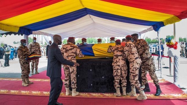 Cephe hattında hayatını kaybetmişti... Çad Cumhurbaşkanı Itno son yolculuğuna uğurlandı
