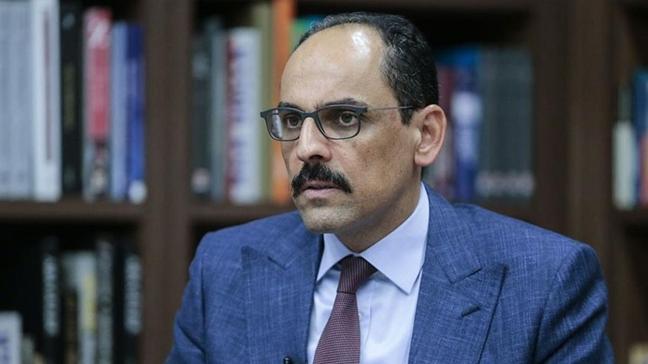 Cumhurbaşkanlığı Sözcüsü İbrahim Kalın'dan 1915 olaylarına ilişkin paylaşım