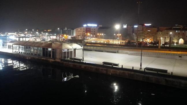 Galata Köprüsü'nde denize itildi: Boğularak hayatını kaybetti