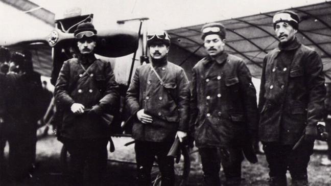Havacılık tarihimizin en özel seferi: 1914 Kudüs
