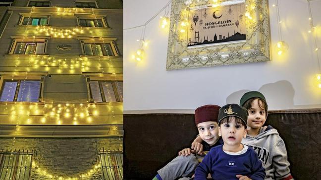 Her dairede ayrı bir Ramazan coşkusu