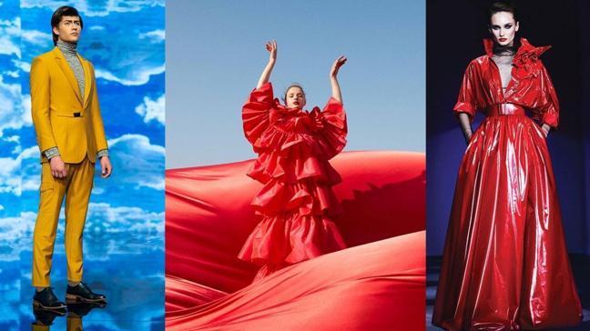 İstanbul'da Fashion Week rüzgârı