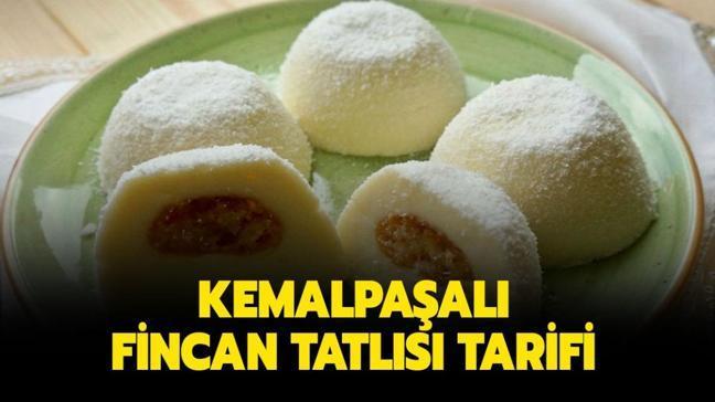 """Gelinim Mutfakta Kemalpaşalı fincan tatlısı tarifi ve malzemeleri: Kemalpaşalı fincan tatlısı nasıl yapılır"""""""