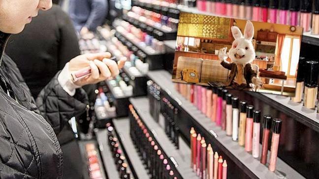 Kozmetikte ilk soru 'hayvan deneyi' oldu