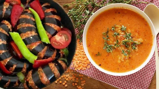 Ramazan'ın 11.Günü iftar menüsü! Bugün ne pişirsem diyenlere mercimek çorbası ve kazan kebabı tarifi