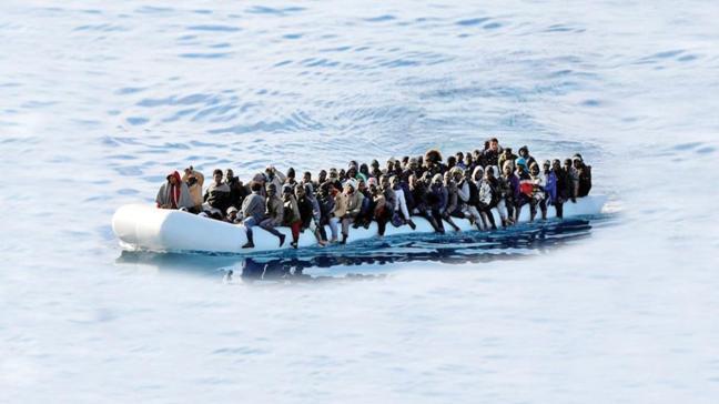 100 sığınmacı göz göre göre boğuldu