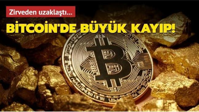 Bitcoin'de büyük kayıp: Tüm piyasalardaki toplam hacim 1.81 trilyon dolara kadar geriledi