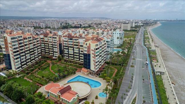 Antalya Konyaaltı'da 475 bin TL'ye 3+1 daire satılıyor!