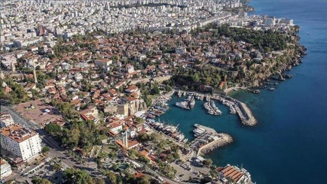 Antalya Muratpaşa'da 146 m2 daire satılıyor!