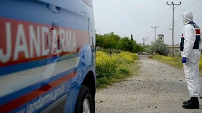 Çanakkale'de Gümüşçay beldesinin karantina süresi  6 gün daha uzatıldı