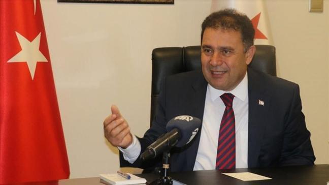 """KKTC Başbakanı Saner'den Cenevre açıklaması: Türkiye'ye güvenimiz tam"""""""