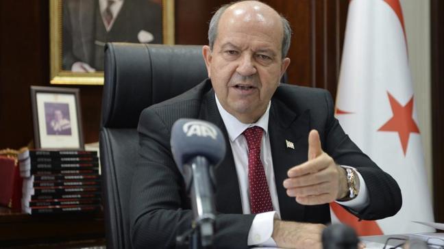 KKTC Cumhurbaşkanı Tatar: Türkiye'nin tam desteği var
