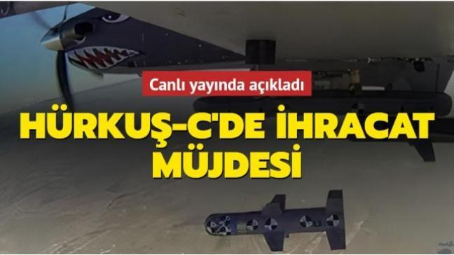 HÜRKUŞ-C Hafif Taarruz Uçağı ihracata koşuyor