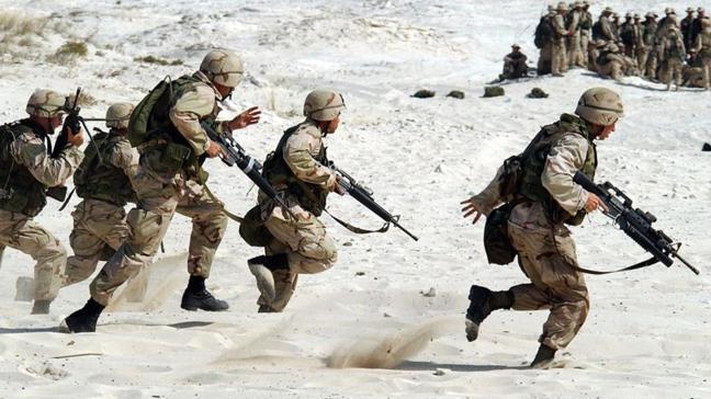 ABD askerleri bölgeden çekilmeye başladı: Askeri üsleri öncelikle Afganistan'a bırakacağız