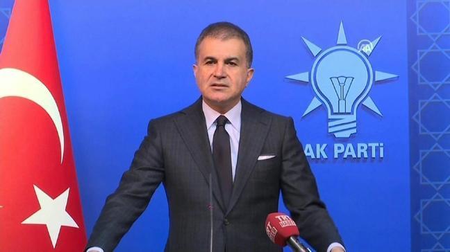 AK Parti Sözcüsü Çelik: KKTC her zaman yanında Türkiye'yi görecektir