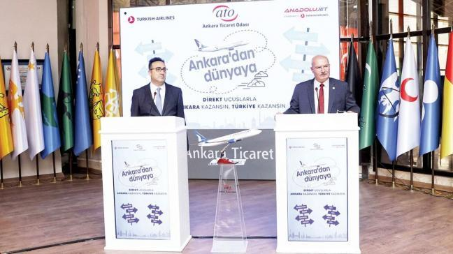 Ankara'dan 8 yeni direkt uçuş daha