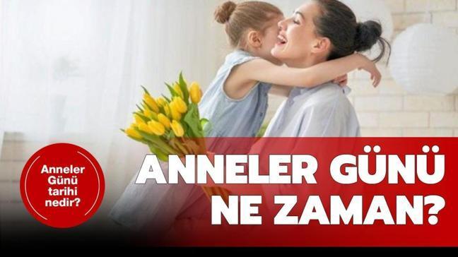 """2021 Anneler Günü hangi güne denk geliyor"""" Anneler Günü ne zaman, kaç gün kaldı"""""""