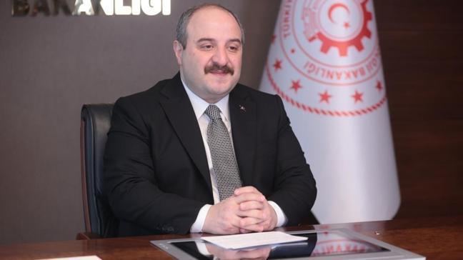 Bakan Varank 2021'nin ilk çeyrek rakamlarını paylaştı