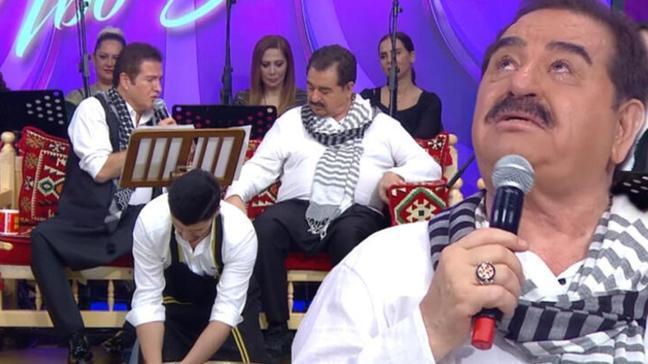 İbrahim Tatlıses, İbo Show'da ellerini açıp yalvardı: Allah'ım sesimi geri ver