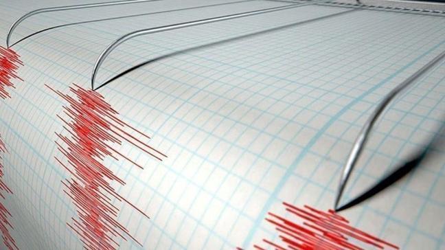 Kuşadası Körfezi'nde 4 büyüklüğünde deprem