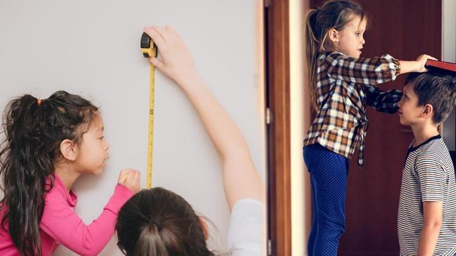Çocuklarda boy kısalığının sebebi tiroit eksikliği olabilir