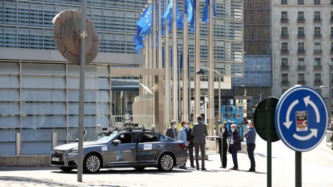 Toyota'nın geliştirdiği sürücüsüz otomobilin sokak testleri devam ediyor
