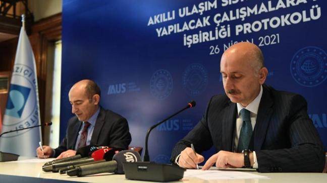 Ulaştırma Bakanı Karaismailoğlu: Yatırımlarımız 1 trilyon 555 milyar TL'ye ulaşacak