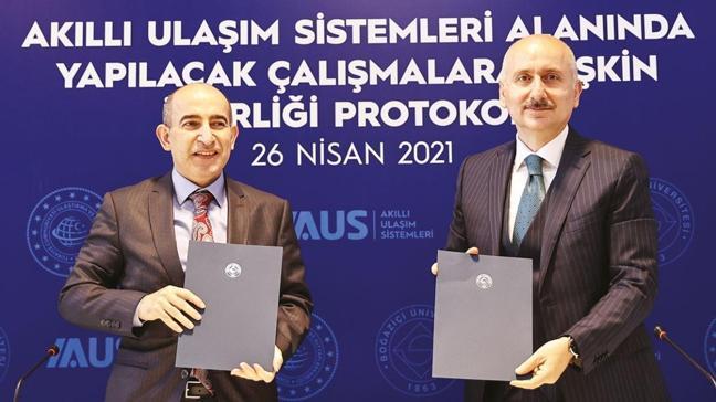 Ulaştırma ve Altyapı Bakanı Adil Karaismailoğlu: Ulaşıma yapılan yatırım 1.5 trilyon dolara ulaşacak