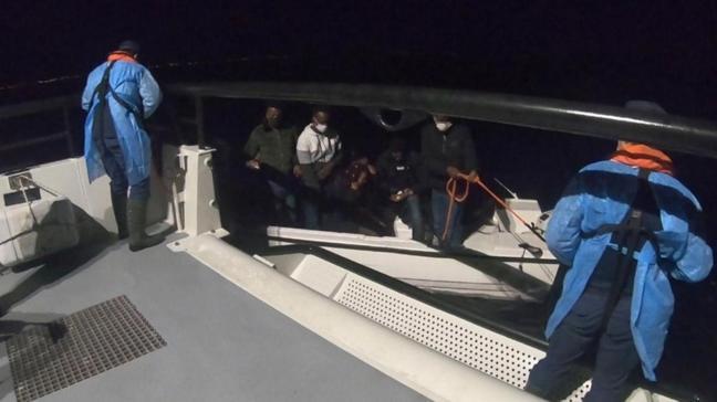 Yunanistan unsurlarınca geri itildiler... 137 sığınmacı kurtarıldı
