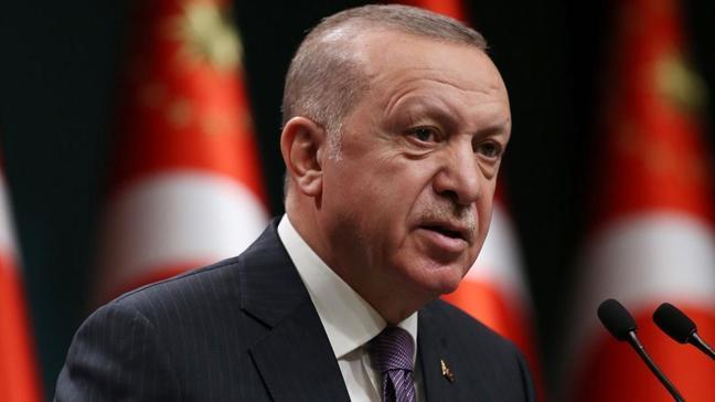 Başkan Erdoğan açıkladı! 'Bayram sonuna kadar kapanma'