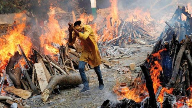 Hindistan felaketi yaşıyor