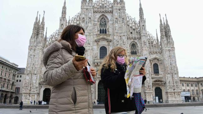 İtalya'da koronavirüs tedbirleri 6 hafta sonra gevşetildi