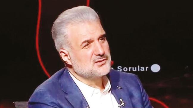 Kabaktepe 24 TV'ye konuştu: İmamoğlu'na guguk kuşu benzetmesi