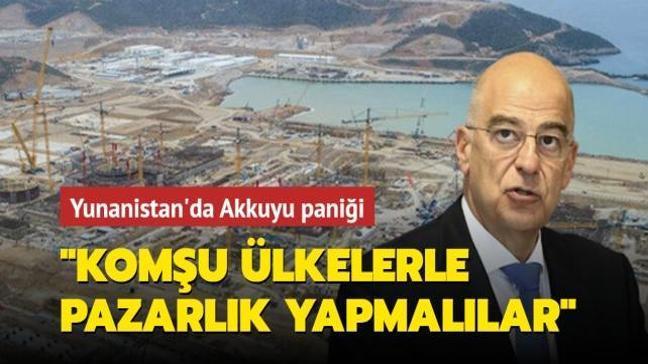 Yunanistan'da Akkuyu paniği: Türkiye komşu ülkelerle pazarlık yapmalılar