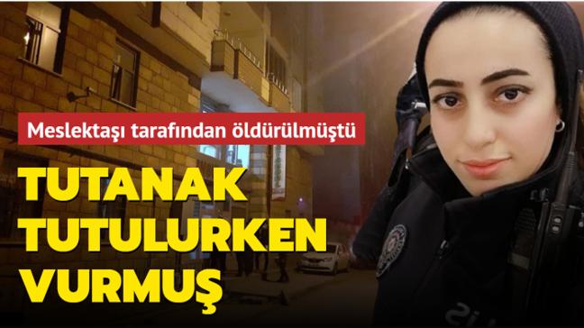 Meslektaşı tarafından öldürülen polis memuru Esra Çelik cinayetinde yeni gelişme