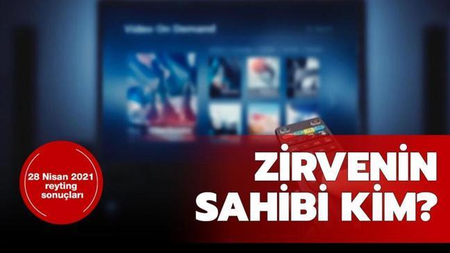28 Nisan 2021 reyting sonuçları AÇIKLANDI! Kuruluş Osman, Masumiyet, Sadakatsiz reyting sıralaması!