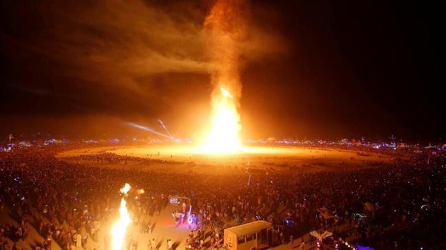 35 yıldır gerçekleştirilen Burning Man festivali, ikinci kez iptal edildi
