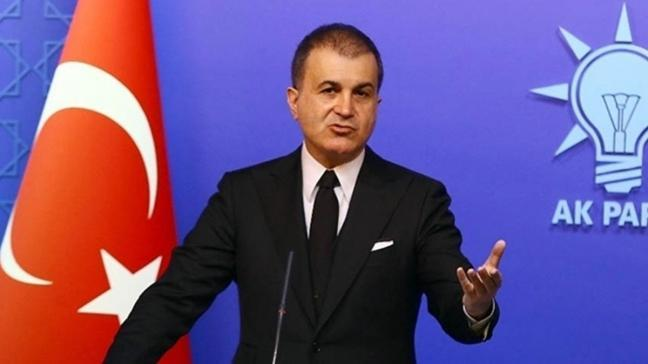 AK Parti'den Akşener'in grup toplantısındaki sözlerine tepki: Biden üzerinden Sn Cumhurbaşkanımızı hedef alıyor