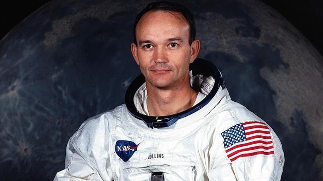 Apollo 11 ekibinin pilotu Michael Collins yaşamını yitirdi