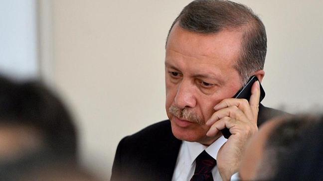Başkan Erdoğan, şehit ailesine başsağlığı mesajı gönderdi