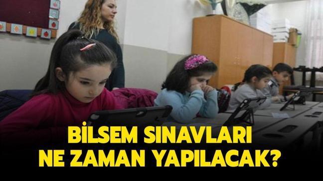 """BİLSEM sınavları iptal edildi mi"""" BİLSEM sınavları ne zamana ertelendi"""""""
