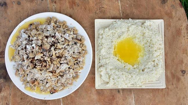 Bingöl'ün Ramazan'da vazgeçilmez iki lezzeti: Keledoş ve mastuva